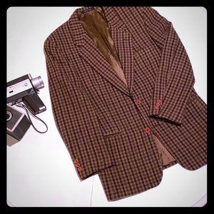 Men's Emporio Armani Wool Blazer - 38R